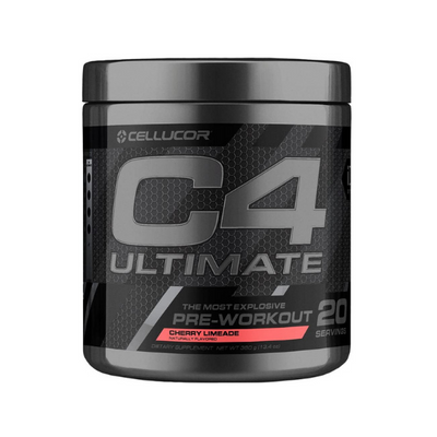 Cellucor, C4 Ultimate, Pre-Workout, Cherry Limeade, 13.4 oz (380 g)