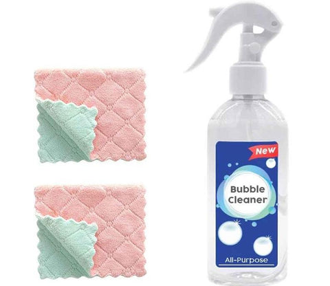 Multipurpose Bubble Cleaner - Broadwaytrending Shop