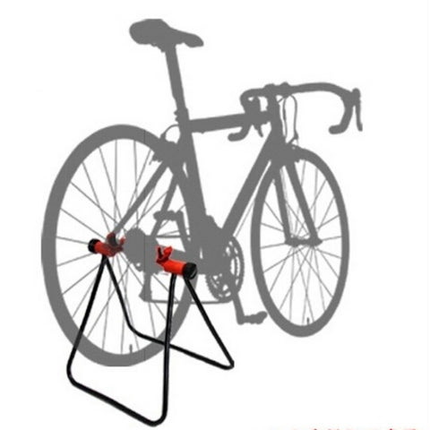 Bicycle Trainer Stationary Bike Cycle Stand Exercise Training Foldable - Broadwaytrending Shop