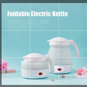 Foldable Electric Kettle(1 Set) - Broadwaytrending Shop