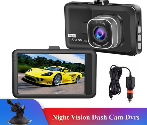 4K UHD Car Driving Recorder Camera - Broadwaytrends shop
