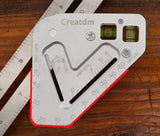 Multi-tool Ruler-Creatdm - Broadwaytrending Shop