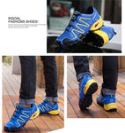 Heavy Duty Hiking Shoes - Broadwaytrends shop