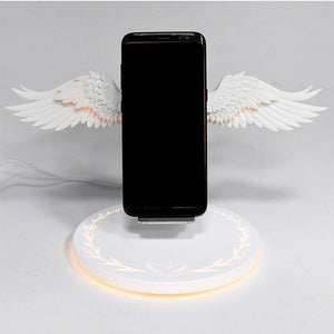 Angel Wing Wireless Fast Charger - Broadwaytrending Shop