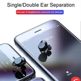 Bluetooth 6D Stereo Earphone (UPGRADED VERSION) - Broadwaytrends shop