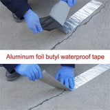Super Waterproof Tape Butyl Rubber Aluminium Foil Tape - Broadwaytrending Shop
