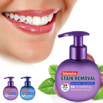 INTENSIVE STAIN REMOVAL TOOTHPASTE - Broadwaytrending Shop