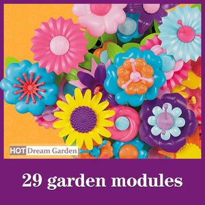 Flower Garden Building Toys - Broadwaytrends shop