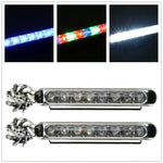 Automatic Wind Power 8 LED Car Light One Set of 2 PCS - Broadwaytrends shop