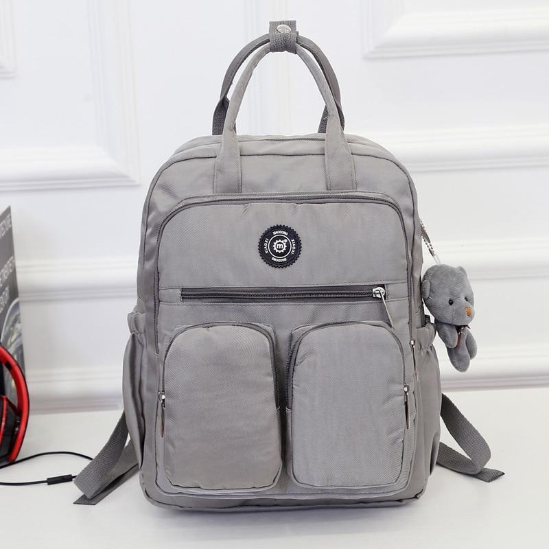Multi-Pocket Waterproof Backpack - Broadwaytrending Shop