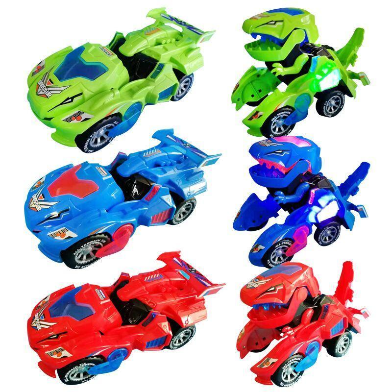 Dinosaur LED Toy Car - Broadwaytrends shop