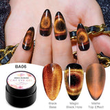 9D Cat Eye Gel Polish - Broadwaytrends shop