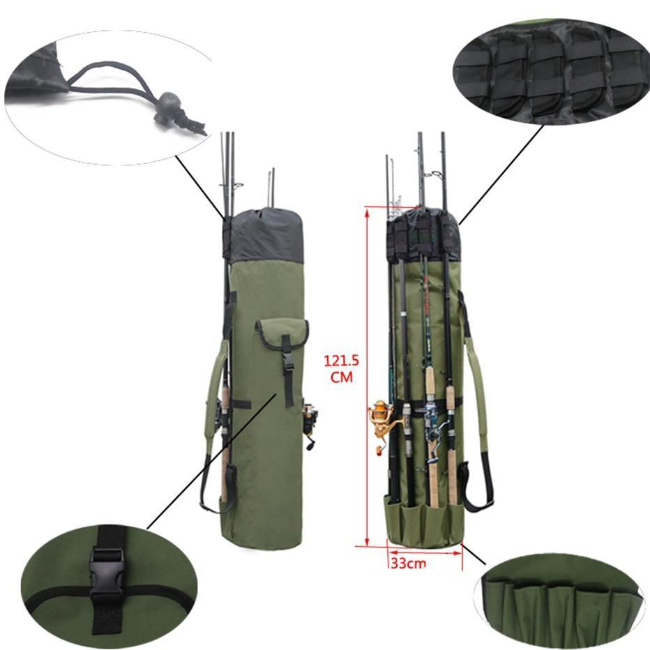 ALL IN ONE FISHING GEAR TOTE - Broadwaytrending Shop