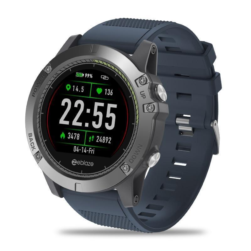 Best Military Class Smartwatch 2019: The Ultimate Smartwatch for Every Men - Broadwaytrending Shop