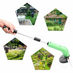 Cordless Lawn Trimmer - Broadwaytrends shop