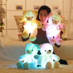 Glowing Teddy Bear Stuffed With Plush - Broadwaytrends shop