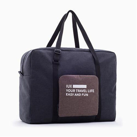 OXFORD PACKABLE DUFFEL BAG - Broadwaytrending Shop