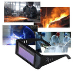 AutoShield™ Auto Dim Crystal Clear Welding Protective Glasses - Broadwaytrends shop