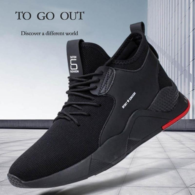 IMMORTAL™ BLACKOUT SHOES - Broadwaytrending Shop