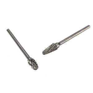 Premium Tungsten Steel Carbide Rotary Burr Set - Broadwaytrending Shop