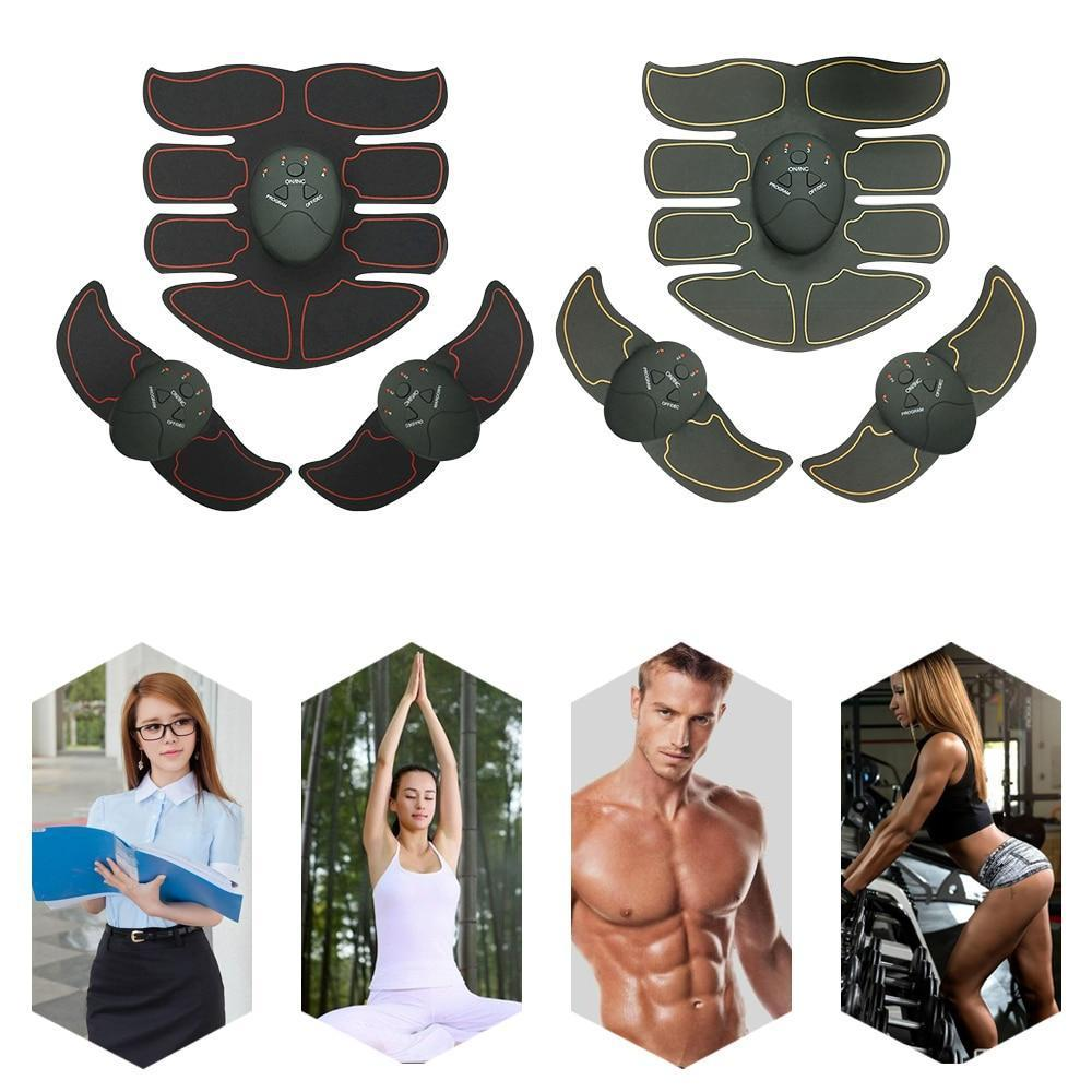 Electrical Abdomen and Arm Muscle Stimulator - Broadwaytrends shop