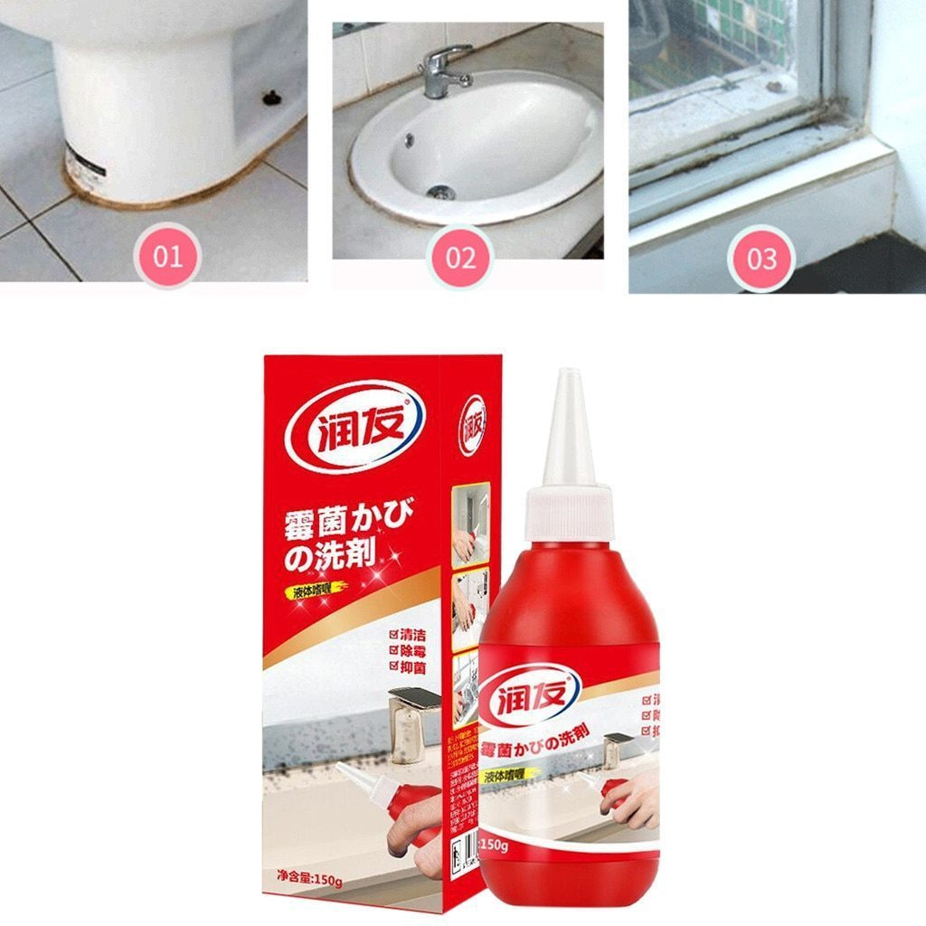 Kitchen and Bathroom Mold Remover Gel – Japanese Formula - Broadwaytrending Shop
