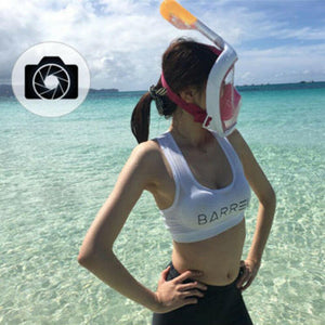WaterLungs™ - Full Face Snorkel Mask 2019 - Broadwaytrending Shop