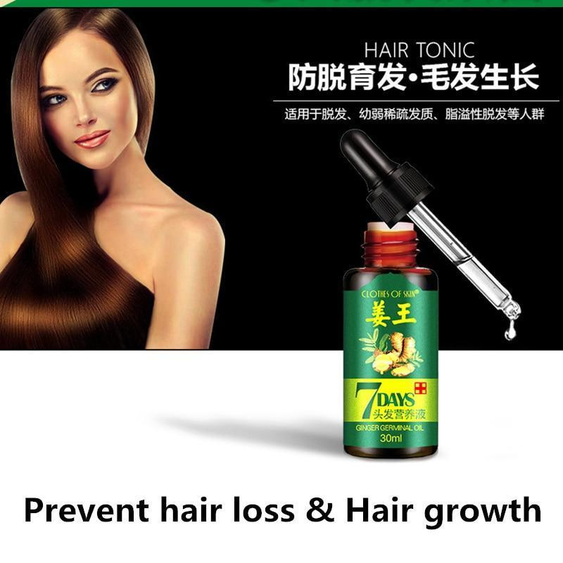 7Days Hair Regrowth Serum - Broadwaytrending Shop