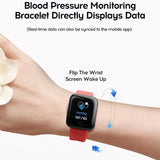 Blood Pressure Watch Bracelet - BE HEALTHY EVERY TIME ANY WHERE - Broadwaytrends shop