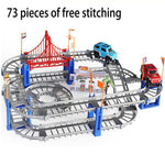 Double-Layer Car Race Track - Broadwaytrending Shop
