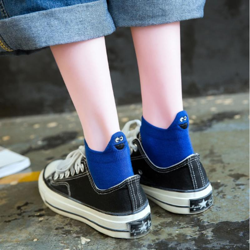 Embroidered Cartoon Socks - Broadwaytrends shop