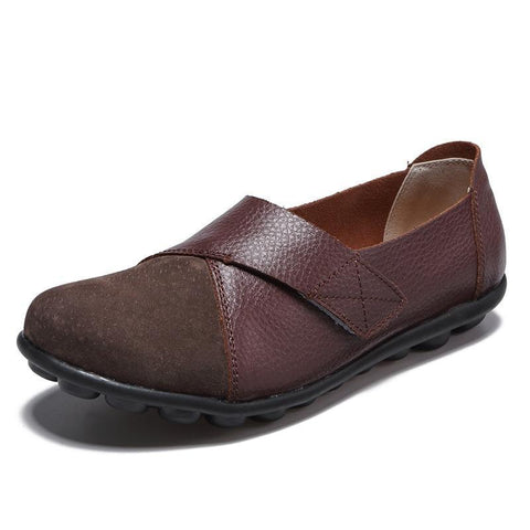 Premium Orthopedic Leather Loafer - Broadwaytrending Shop