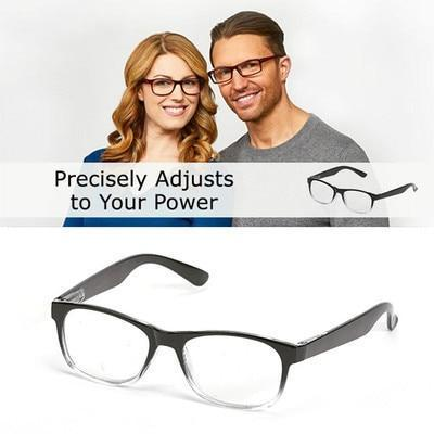 Adjustable Multi Focus Eyeglasses - Broadwaytrending Shop