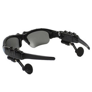WIRELESS BLUETOOTH HEADSET RIDING GLASSES - Broadwaytrending Shop