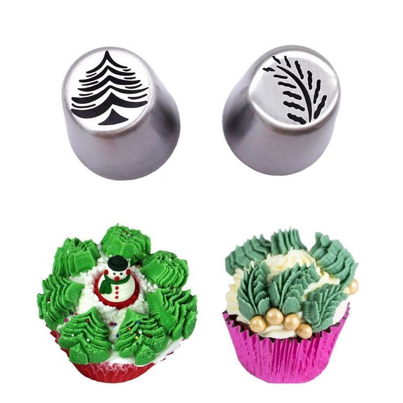 CHRISTMAS COOKIE NOZZLES KIT - Broadwaytrends shop