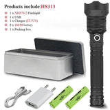 XHP P50 MOST POWERFUL FLASHLIGHT - Broadwaytrending Shop
