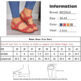 BESTWALK™ Premium Orthopedic Hook & Loop Sandal - Broadwaytrends shop