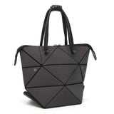 Luminous Geometric Deformation Handbag - Broadwaytrending Shop