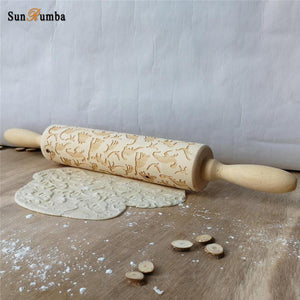 Holiday Cookie Roller - Broadwaytrends shop
