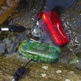 ABS USB charging silent lighter Waterproof & windproof outdoor - Broadwaytrends shop