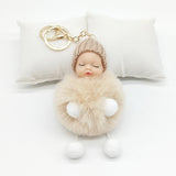 Super Cute Doll Keychain - Broadwaytrending Shop