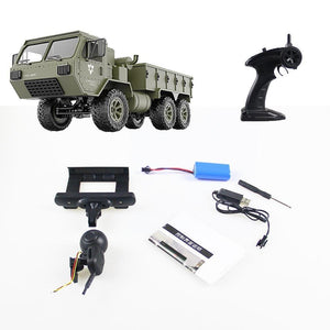 Remote Control Military Truck - Broadwaytrending Shop