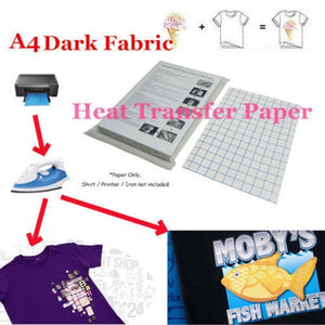 Fabric Transfer Paper - Broadwaytrending Shop