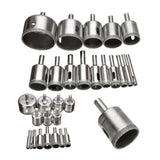 Diamond Hole Drill Bit Set (16 Pieces) - Broadwaytrends shop