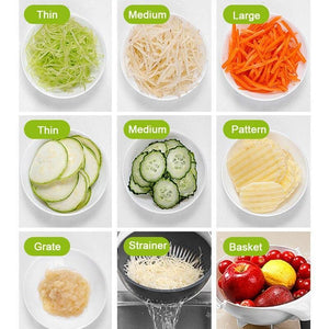 Rotate The Vegetable Cutter - Broadwaytrending Shop