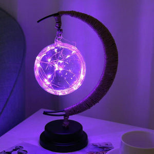 Led Star Moon Lamp - Broadwaytrending Shop