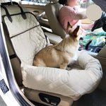 THE OPTIMUM MULTIFUNCTIONAL PET CAR SEAT CARRIER - Broadwaytrending Shop