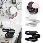 Advanced Rotating Jewelry Box - Broadwaytrends shop