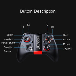 Wireless Bluetooth Remote Control Gamepad - Broadwaytrending Shop