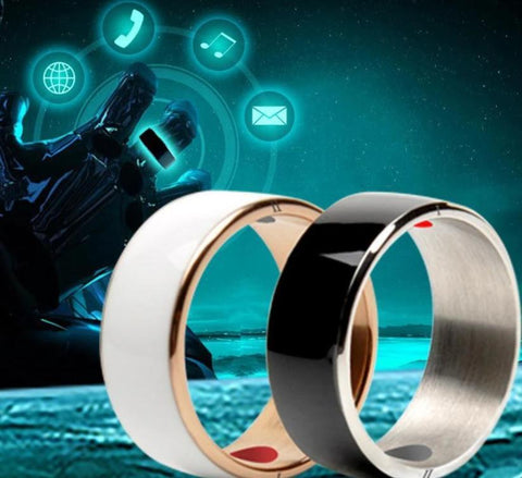 Wearable Smart Ring Device - Broadwaytrending Shop